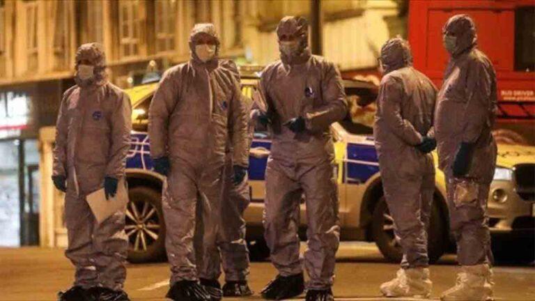 La policía de Londres mata a un terrorista, hay tres apuñalados en Streatham