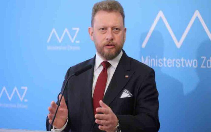 El Ministro de Sanidad polaco dice que la situación de España e Italia podría repetirse en Polonia