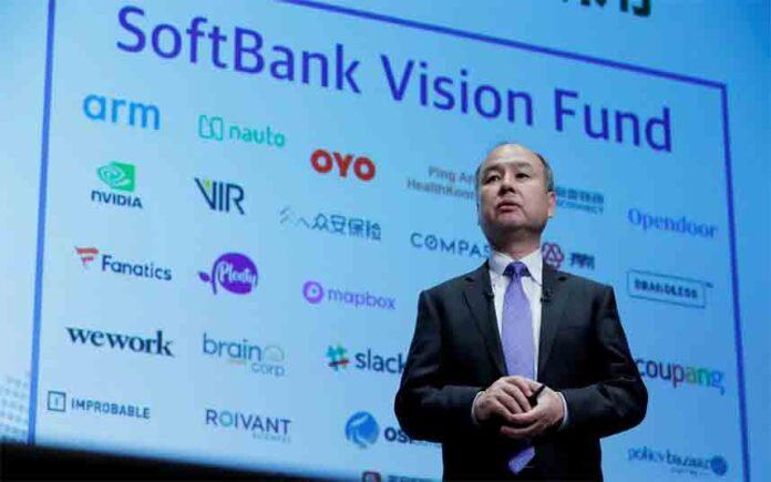 El gran inversor de Uber, SoftBank, vende 41000 millones en activos para no caer en el pozo