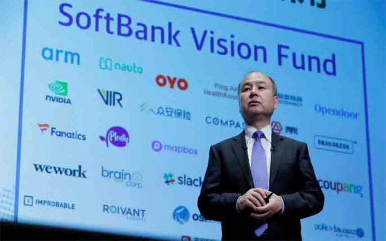 El gran inversor de Uber, SoftBank, vende 41.000 millones en activos para no caer en el pozo