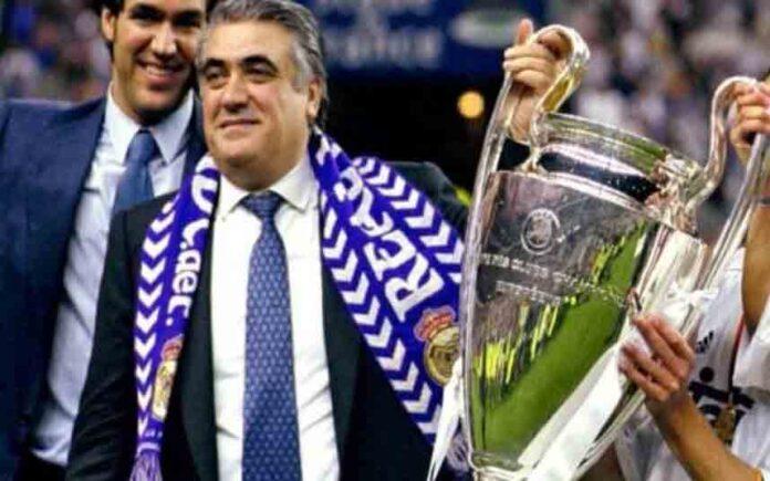 Fallece el ex presidente del Real Madrid Lorenzo Sanz por el coronavirus