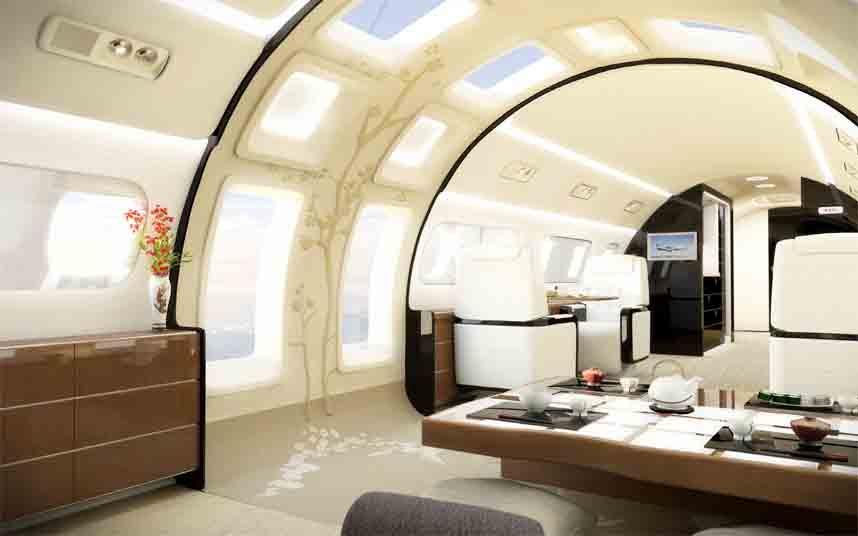 Juan Carlos I alquilaba jets privados de lujo pagados desde Suiza