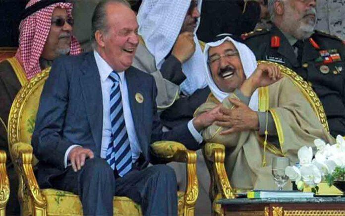 Juan Carlos recibió cien millones de comisiones y han aparecido en Ginebra