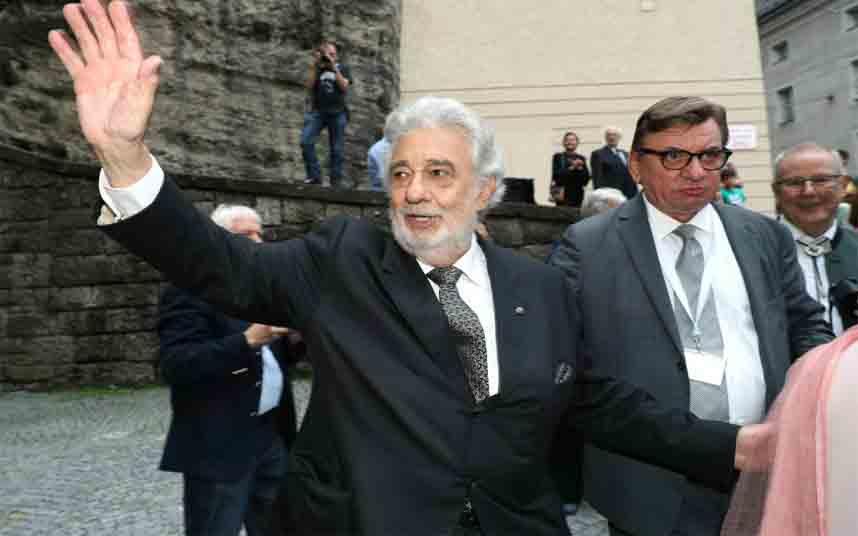 La Ópera de Los Ángeles avala las acusaciones de acoso contra Plácido Domingo