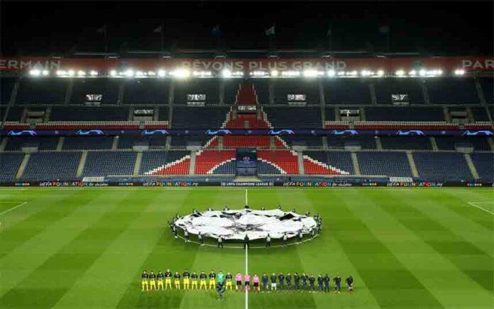 La UEFA suspende los partidos de la Champions League y la Europa League