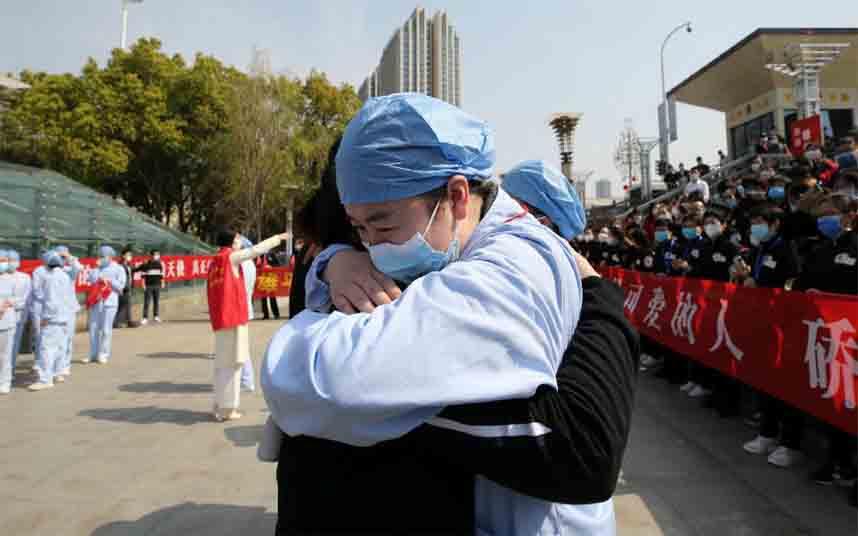 La cuarentena de Wuhan que comenzó el 23 de enero, se levantará el 8 de abril