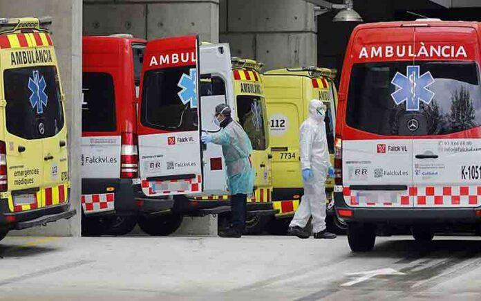 Las cifras en España: 514 muertos en las últimas horas y casi 40.000 contagios