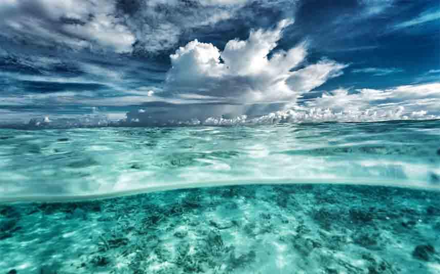 Los geólogos determinan que la Tierra primitiva era un mundo acuático