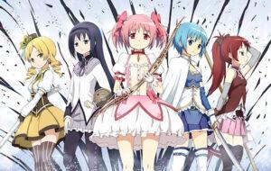 Madoka Magica Anime LGBT