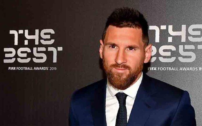 Messi hace una donación al Hospital Clínic de Barcelona para luchar contra el coronavirus