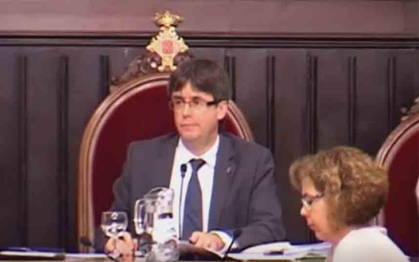 Una juez pide al Supremo que investigue a Puigdemont por posible fraude cuando era alcalde