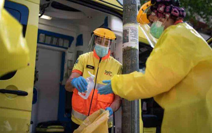 399 muertos por coronavirus en España, la cifra más baja desde el 22 de marzo