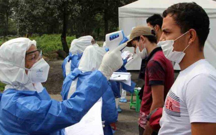 50 muertos y 1780 contagiados por coronavirus en Colombia