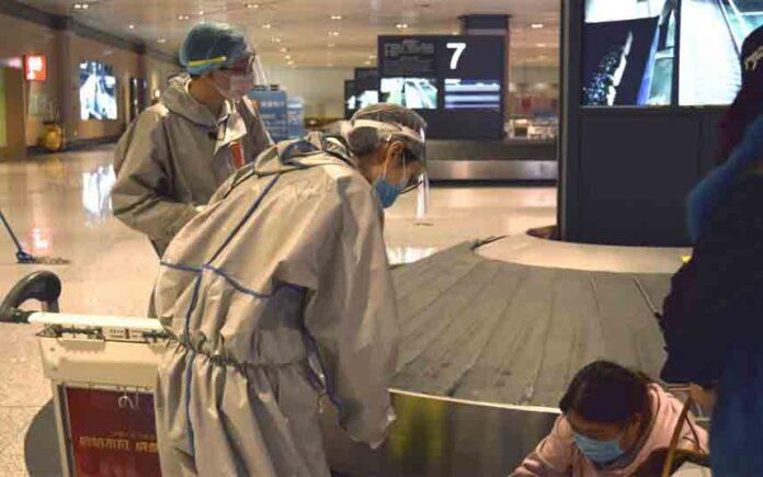 Aumentan las infecciones por coronavirus en China de casos importados