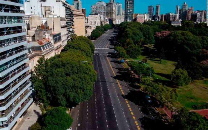 Cifras de afectados por el coronavirus en Argentina