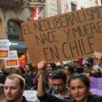 El experimento del neoliberalismo en Chile se salió de todo control