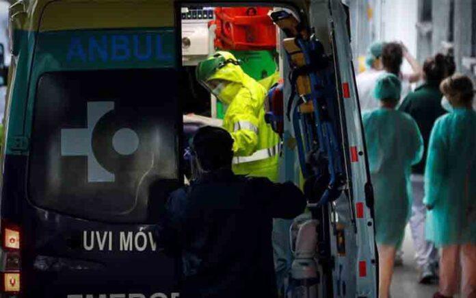 España repunta 743 muertos por coronavirus después de cuatro días a la baja