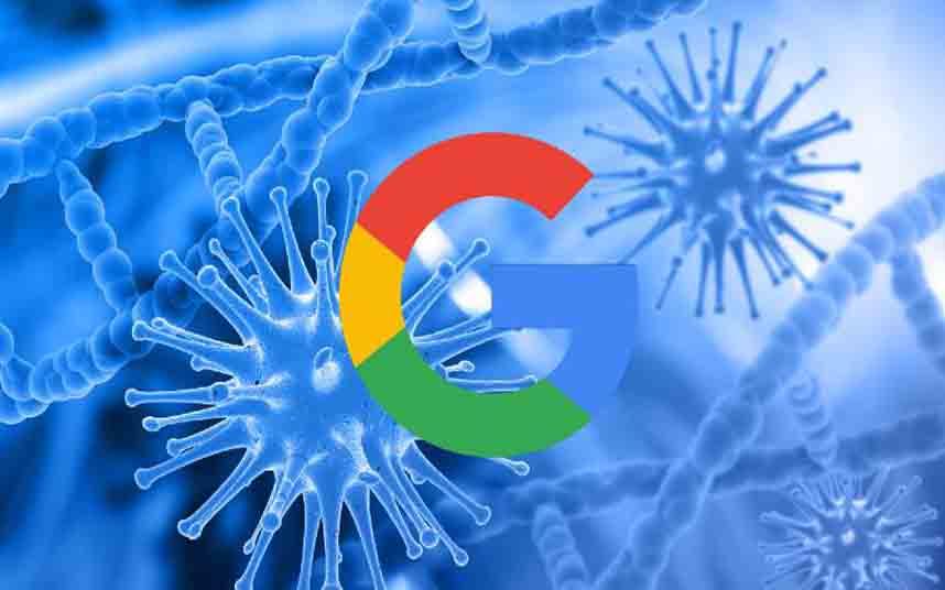 Google lanza en España una web con información oficial sobre el COVID-19