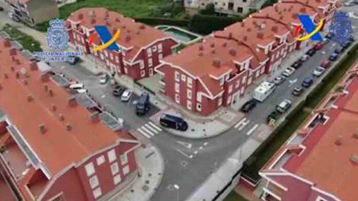 Intervenidas cuatro toneladas de cocaína y detenidas 28 personas en Galicia