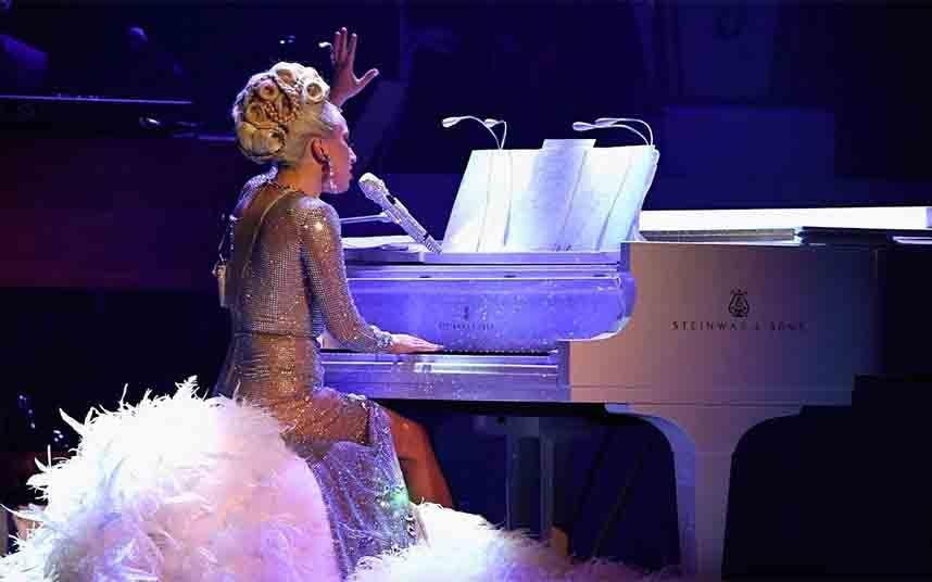 Lady Gaga, Elton John y Paul McCartney participarán en un concierto solidario