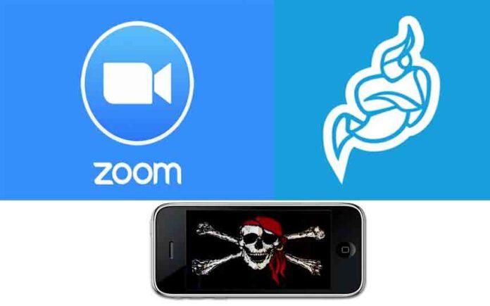 Las apps de videoconferencia Zoom y Jitsi, presentan problemas de vulnerabilidad