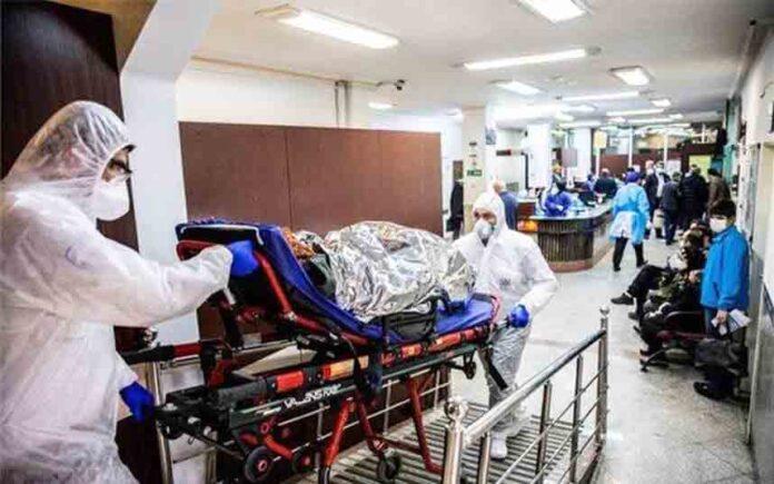 Ligero repunte del número de muertos por coronavirus, con 551 en las últimas horas