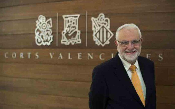 Muere por coronavirus el expresidente de les Corts Valencianes Juan Cotino