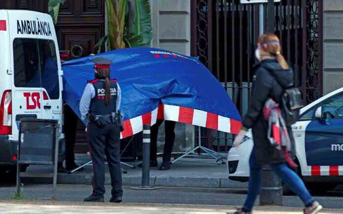 Nuevo asesinato de un sintecho en Barcelona, el cuarto desde el inicio del confinamiento