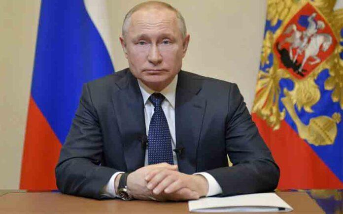 Putin advierte que Rusia se enfrenta a una crisis