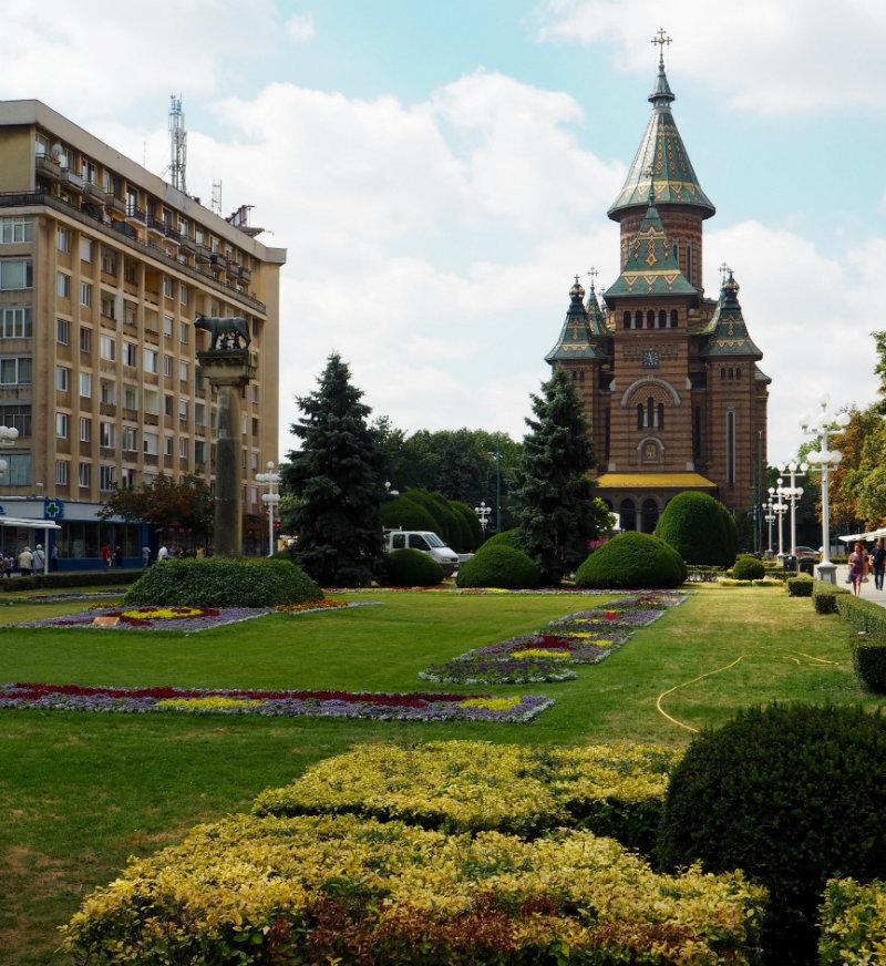 Catedral de Timișoara