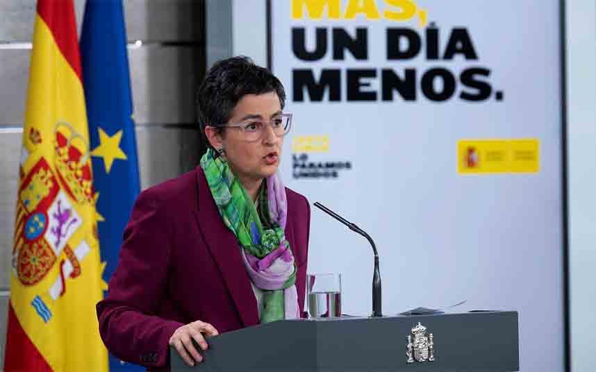 Turquía autoriza el envío de los respiradores a España