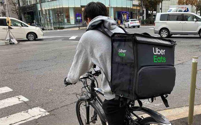 Uber Eats sigue haciendo reparto en San Francisco, pero no en los barrios pobres