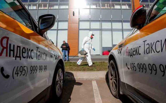 Yandex.Taxi de Rusia apunta a la rentabilidad incluso cuando los viajes caen en picado