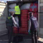 Intervenidas 52.000 prendas falsificadas en el Puerto de Almería