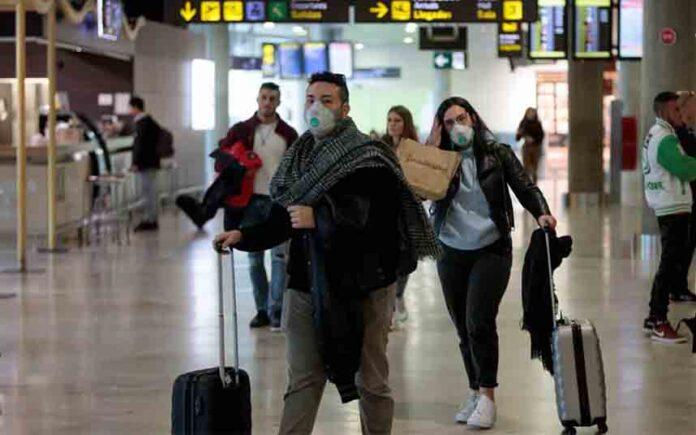 14 días de cuarentena para todo el que llegue a España a partir del 15 de mayo