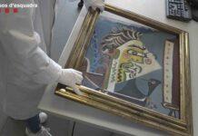 Denunciado un hombre al intentar empeñar un Picasso falso
