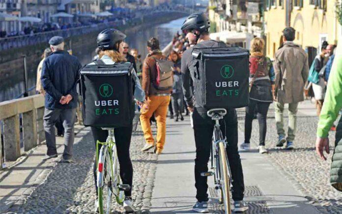 El Tribunal italiano interviene Uber Eats por las condiciones laborales de los Riders