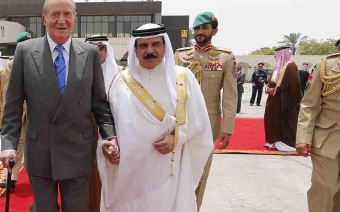 El gestor de Juan Carlos afirma que entregó a Ginebra 1,7 millones del sultán de Bahréin