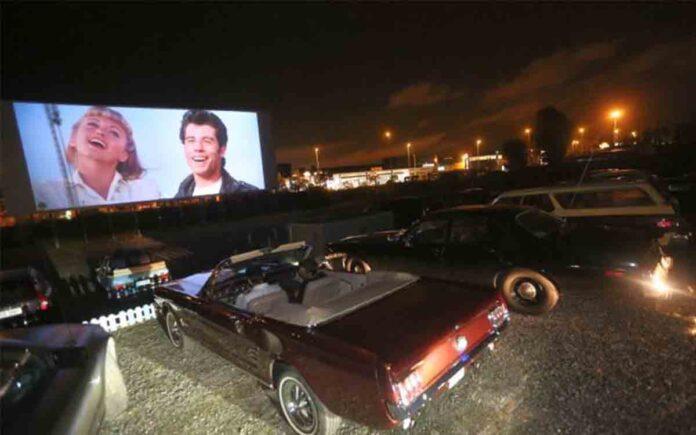 'Grease' inicia las noches de verano en el Autocine Madrid