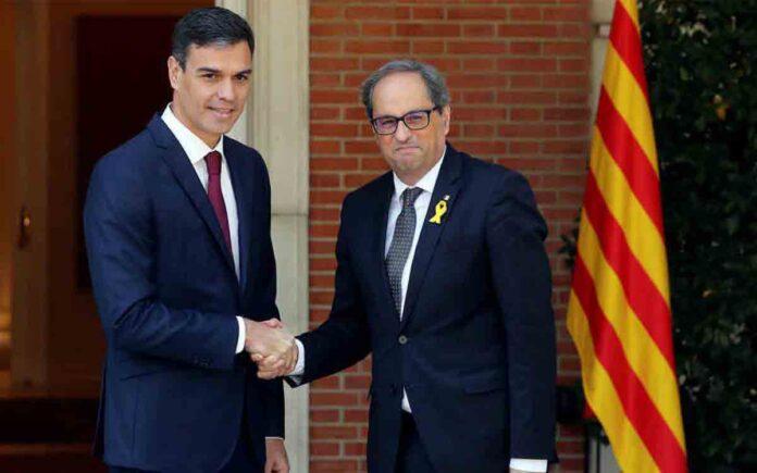 La Moncloa retomará el diálogo con Catalunya cuando la pandemia esté controlada