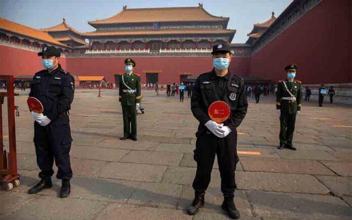 La ciudad Prohibida de Pekín vuelve a abrir con aforo limitado