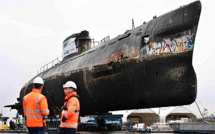 Un submarino ruso con armas nucleares duerme en el fondo de la Bahía de Bizkaia