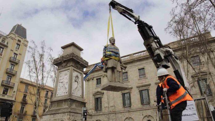Colón se quedará en Barcelona, pero el objetivo es abordar el pasado de la esclavitud