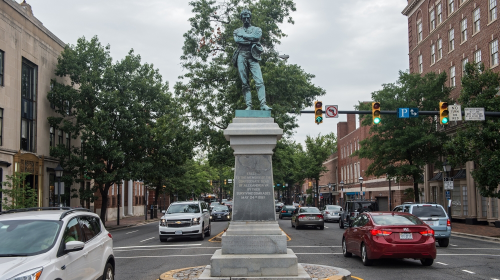 Appomattox estatua