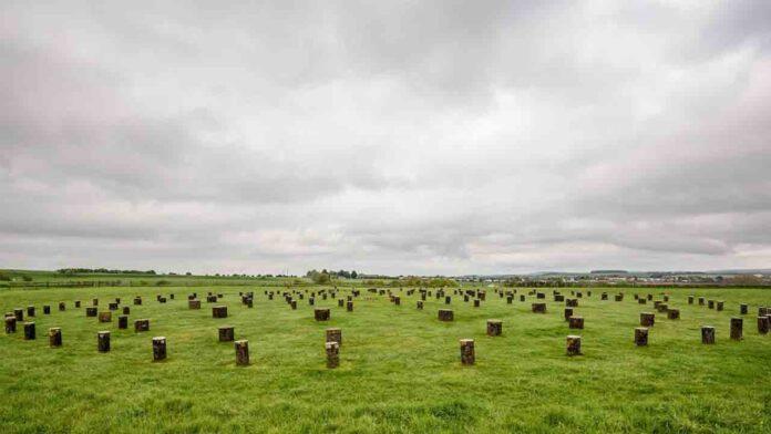 Descubren un círculo neolítico de 2 kilómetros de diámetro en Reino Unido al lado de Stonehenge