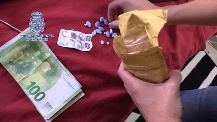 Desmanteladas varias webs dedicadas a la ventas de medicamentos ilegales