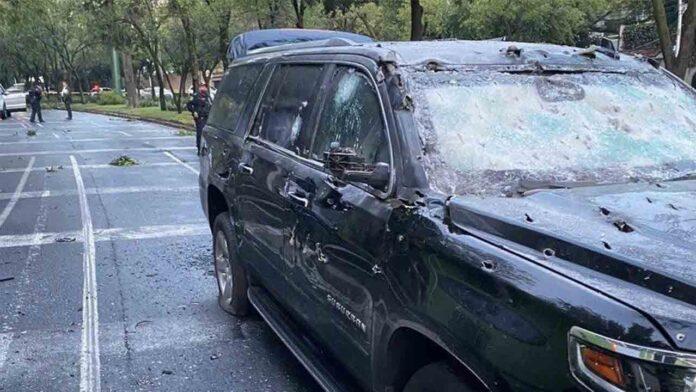 El Cártel Jalisco Nueva Generación ataca al jefe de seguridad en Ciudad de México