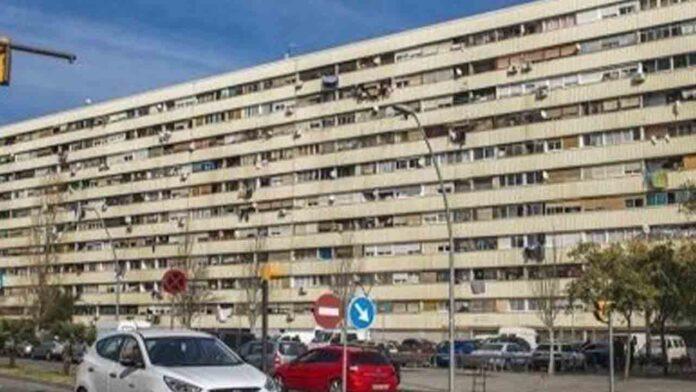 El TSJC condena al Consorcio del Barrio de la Mina a derribar el edificio Venus