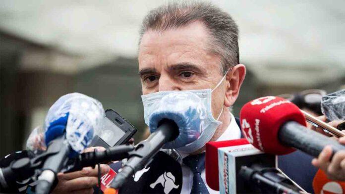 José Manuel Franco: El informe del 8M de la Guardia Civil era chapucero y con manipulaciones
