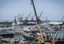 Flota pesquera iraní acusada de robar el pescado en Somalia